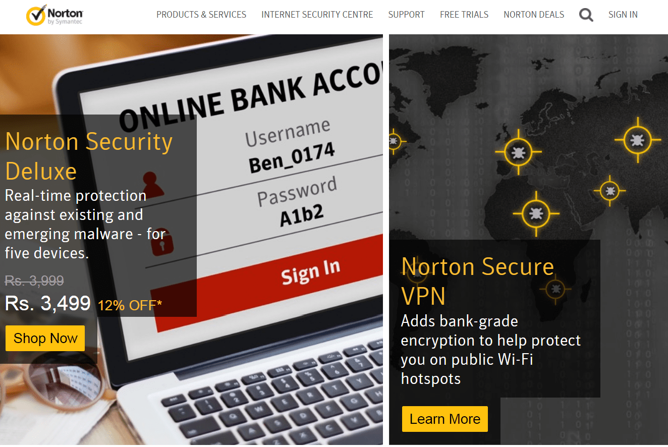 Norton Evaluation A Should Have Anti Virus For All Demands Digiexe