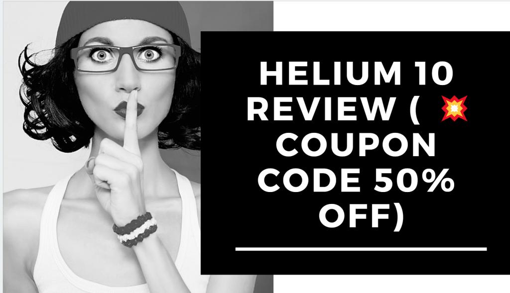 helium 10 discounts
