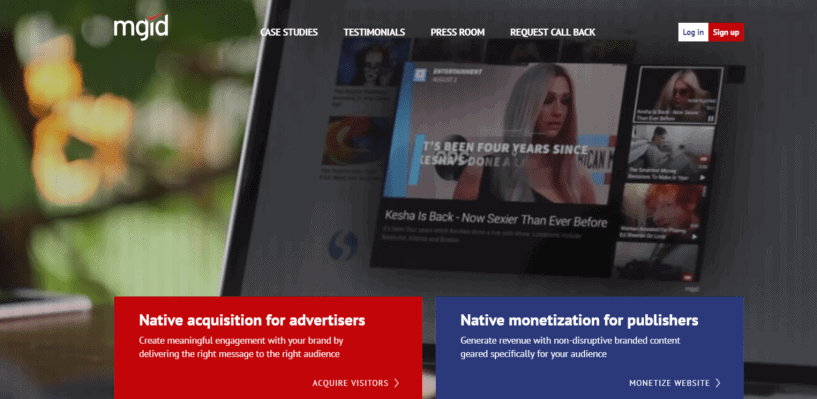 MGID Review: Is It An AdSense Alternative or A Scam?