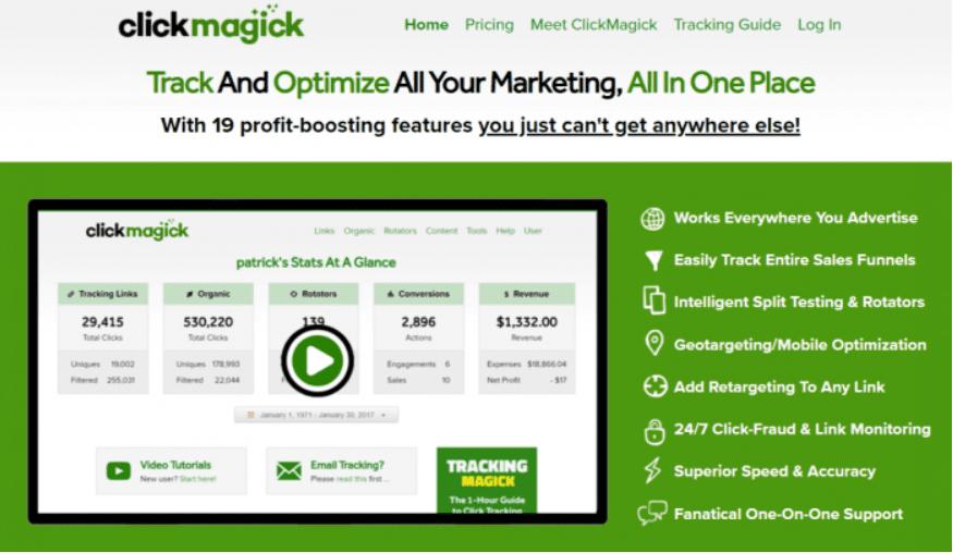 ClickMagic-Overview