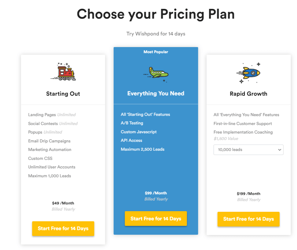 Pricing-Plans-Wishpond